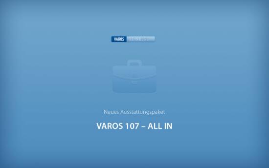 KWS-Electronic VAROS 107: Ausstattungspaket ALL IN