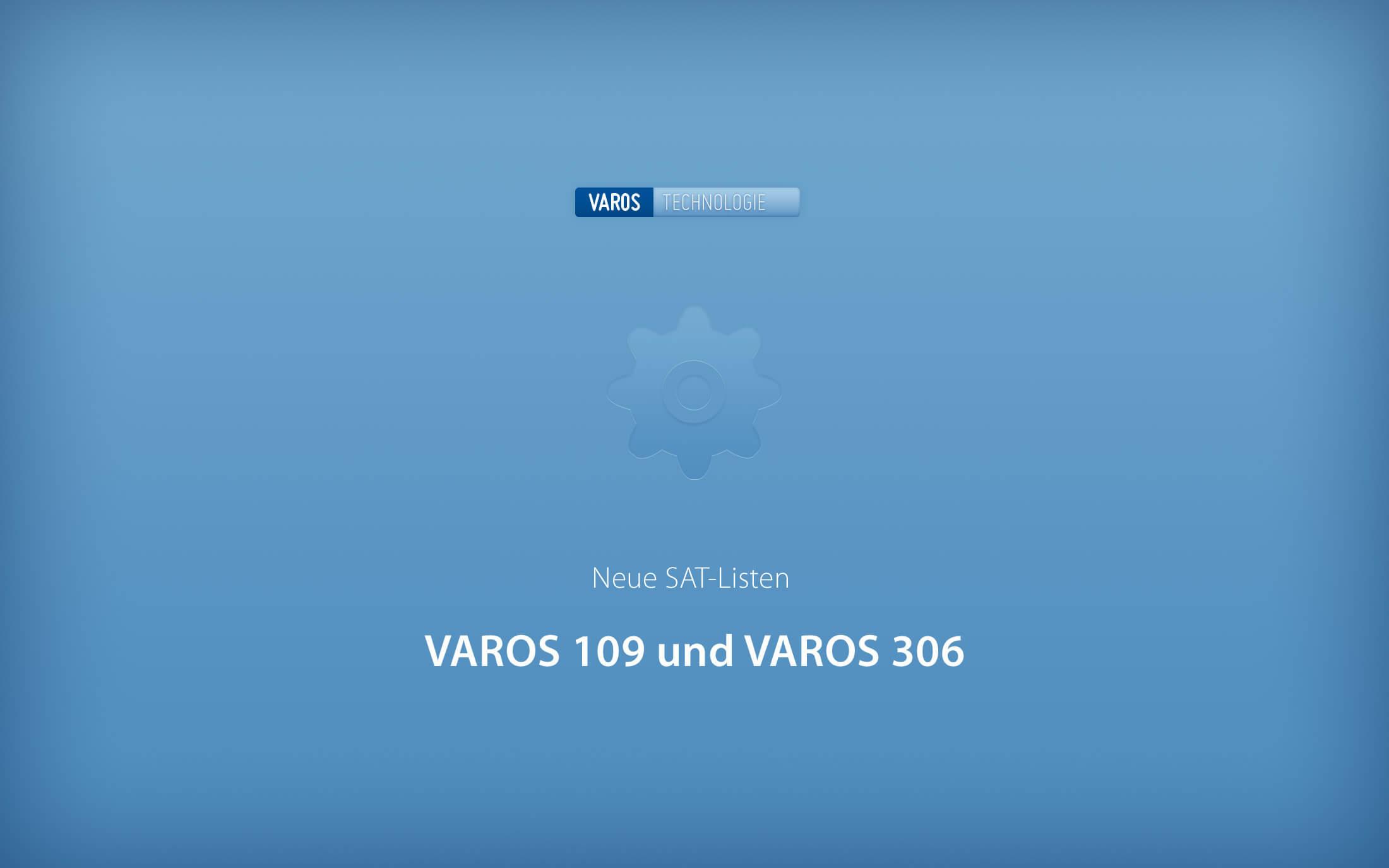 KWS-Electronic: aktualisierte SAT-Liste VAROS 109/306