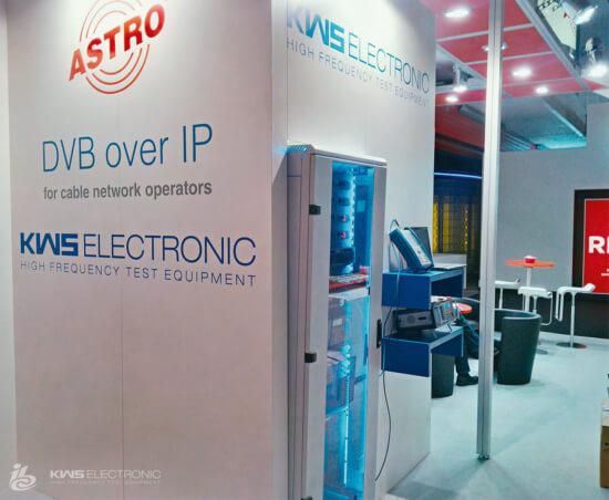 KWS-Electronic ibc 2015: Impression 3