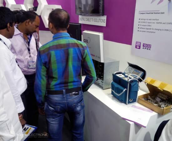 KWS-Electronic SCAT India 2014: Impression 3