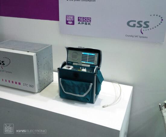 KWS-Electronic SCAT India 2014: Impression 4