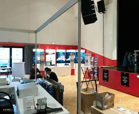 KWS-Electronic CableTech 2017: Impression 05